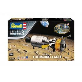 Apollo 11 Columbia & Eagle (50 Years Moon Landing)