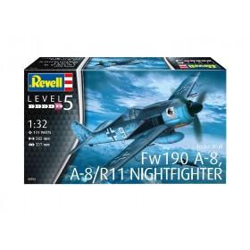 Focke Wulf FW 190 A-8 Nightfighter