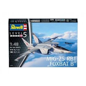 Mig-25 RBT Revell