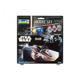Model Set Obi-Wan's Jedi Star Fighter