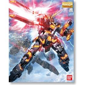 RX-0 Unicorn Gundam 02 Banshee MG Bandai