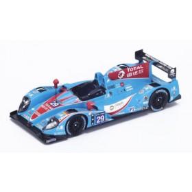 Morgan - Nissan n°29 LMP2 24h Le Mans 2015