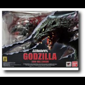 S.H.MonstertArts Godzilla 2000