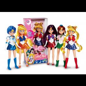 Sailor Moon Doll Venus Giochi Preziosi FIGURE SAILOR VENUS