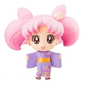 Sailor Moon Petit Chara Soldier Mini Figure Chibi Usagi Yukata ver. 5 cm