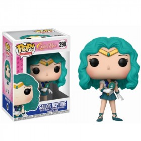SAILOR MOON - POP Funko 298 Sailor Neptune