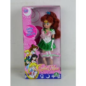 Sailor Moon Doll Jupiter Giochi Preziosi FIGURE SAILOR JUPITER