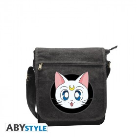 Sailor Moon Messenger Bag Artemis small size