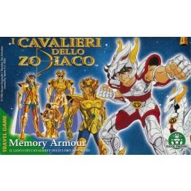 Cavalieri dello zodiaco Memory Armour Card Giochi Preziosi