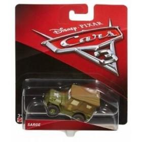 Race Team Sarge Cars Mattel