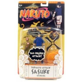 Sasuke Uchiha Tornado attack Mattel