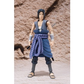 Naruto Sasuke Uchiha battle fig web exclusive