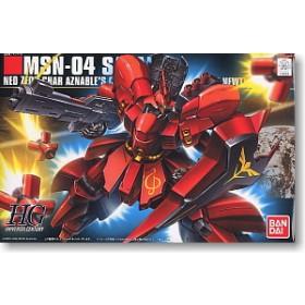 Sazabi MSN-04 HG 1/144 Bandai
