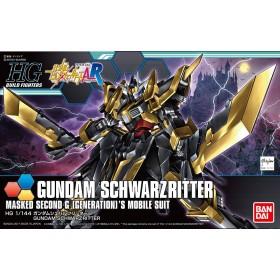 HG Gundam Schwarzritter Bandai