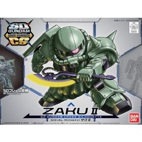 SD Cross Silhouette Zak II