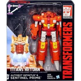Transfomers Titans Return Sentinel Prime Hasbro