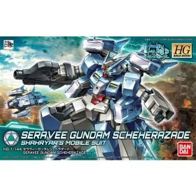 HGBD Gundam Seravee Cheherazade