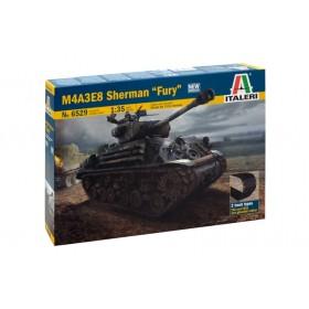 M4A3E8 Sherman Fury