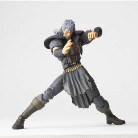 Legacy of Revoltech LR-033 Fist of The North Star Series Shu