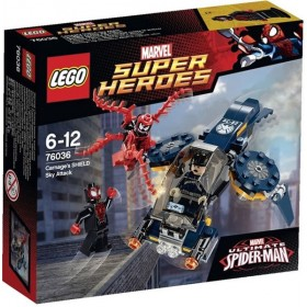 Super Heroes® Carnage's Shield Sky Attack