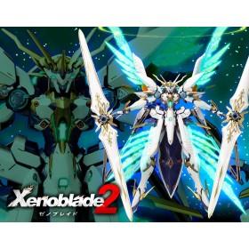 Xenoblade 2 Siren model kit