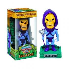 Masters of the Universe Wacky Wobbler Bobble-Head Skeletor
