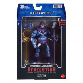 Masters of the Universe: Revelation Masterverse Action Figure 2021 Skeletor