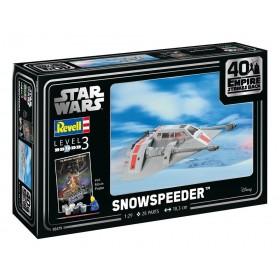 Star Wars Model Kit 1/29 Snowspeeder - 40th Anniversary