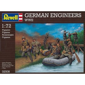 German Engineers WWII Revell