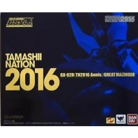 Tamashii Nation 2016 GX-02R Great Mazinger