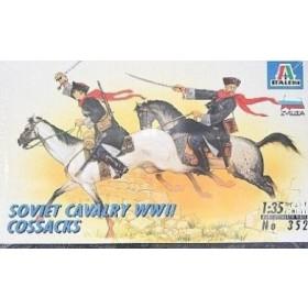 Soviet Cavalery WWII Cossacks Italeri