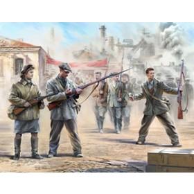 Soviet Militia 1941