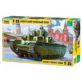 T-35 Heavy Soviet Tank