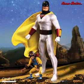 Space Ghost cloth action figure