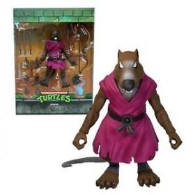 Teenage Mutant Ninja Turtles Ultimates Action Figure Splinter