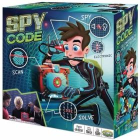 Spy code gioco