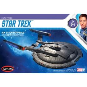 Star Trek NX-01 Enterprise Snap 2T