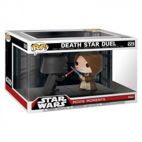Star Wars POP! Movie Moments Vinyl Bobble-Head 2-Pack Death Star Duel
