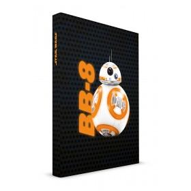Star Wars EP7 BB-8 Notebook w/light