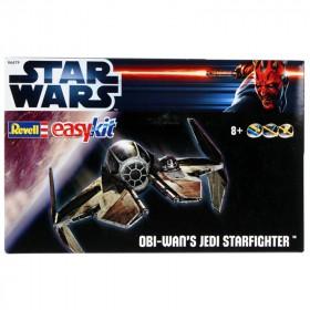 Star Wars EasyKit Model Kit 1/30 Obi-Wan´s Jedi Starfighter