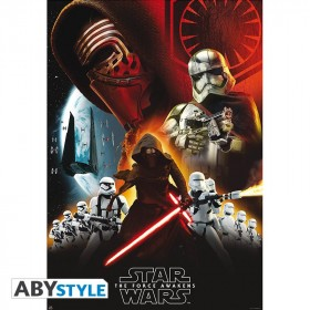 Star Wars Poster First Order Group