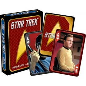 Star Trek Playing Cards Cast