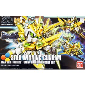 SDBF Gundam Winning