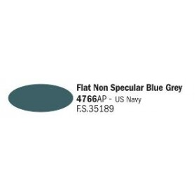 Flat not specular Blue Gray