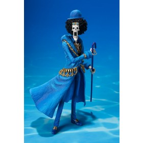 One Piece Zero 20th Diorama 3 Brook Bandai
