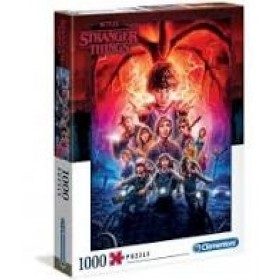 Stranger Things Puzzle 1000