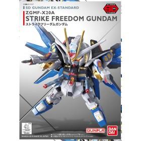 SD Gundam Strike Freedom EX STD 006 Bandai