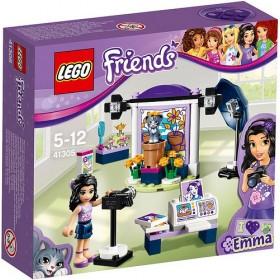 Lego studio di Emma 41305