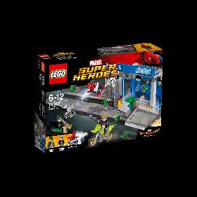 Lego Rapina Armata All'ATM