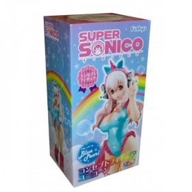 Super Sonico blue pearl by Banpresto